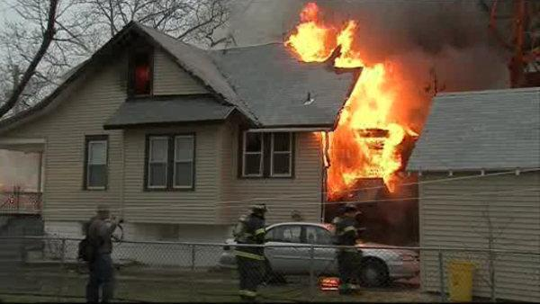 Multiple homes destroyed in Pennsauken fire
