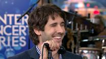 Josh Groban on Rock 'n' Roll Influences on New Album