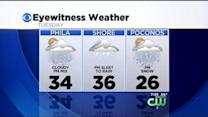 Katie Has The Morning Forecast: March 3, 2015