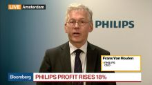 Philips CEO Sees First Quarter as Solid Start for Year