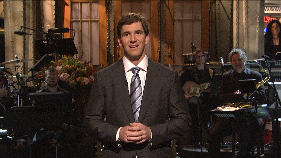 Eli Manning Monologue: My New York