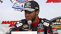 Victory at Martinsville special to Bubba