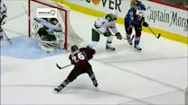 Paul Stastny puts in one-timer for OT winner
