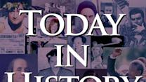Today in History for March 6th