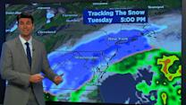 Winter storm targets Northeast, Mid-Atlantic