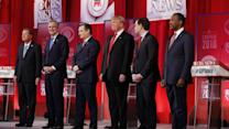 GOP Presidential Candidates Spar in South Carolina