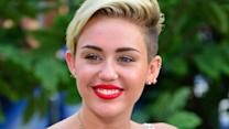 Miley Cyrus Reveals Inspiration For PixieHaircut