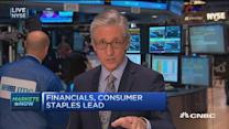 Pisani: Bank stocks continue higher