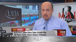 Cramer tries to understand what happened to Ulta Salon