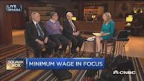 Buffett: Better option than increasing minimum wage