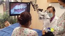 Dentist works to replace painful surgery with smiles