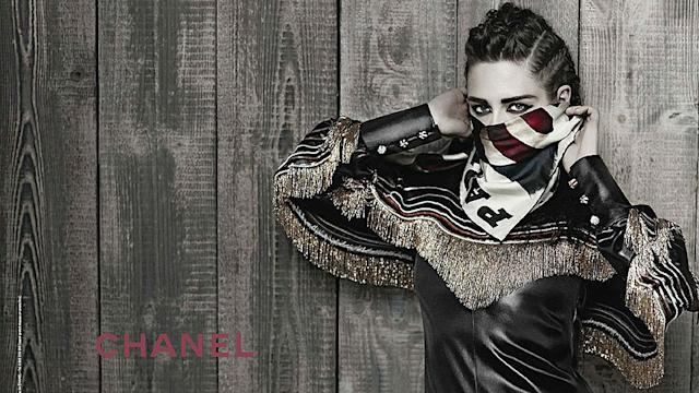 What Did Kristen Stewart Say About Karl Lagerfeld's Home?