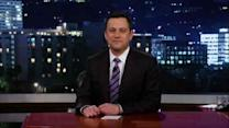 Jimmy Kimmel on Eyewitness News at 11