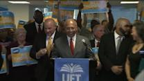 NY Teachers Union Throws Support Behind Thompson