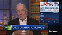 Gartman: What's behind oil's plunge?