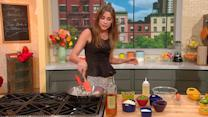 'Food Network Star' Finalist Nicole Gaffney Helps a Family Eat Healthier
