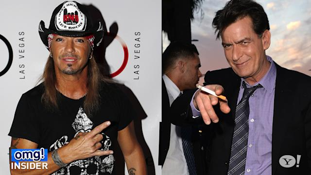 Bret Michaels and Charlie Sheen's Hotel Room Trashing Days
