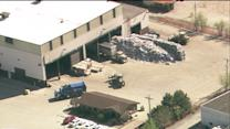 Funeral held for baby found at Chicago Ridge recycling plant