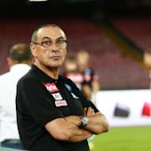 Sarri unable to explain explusion in Napoli's win over AC Milan