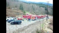 Landslide kills at least three in Washington State