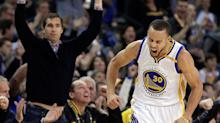 The Warriors return serve, annihilating the Cavs by 35 as Steph Curry shines