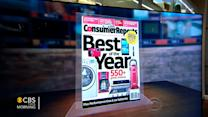 Consumer Reports reveals 2013's top ten products