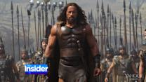 Dwayne Johnson Dishes on 'Hercules' Diet
