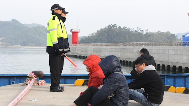 South Korea ferry death toll passes 100