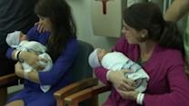 Sisters in Philadelphia Give Birth on the Same Day