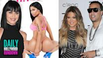 Katy Perry Naps on Nicki Minaj?s Booty?! Khloe K SEX Fast (DHR)