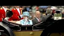 Britain's Queen opens Royal Ascot horse races