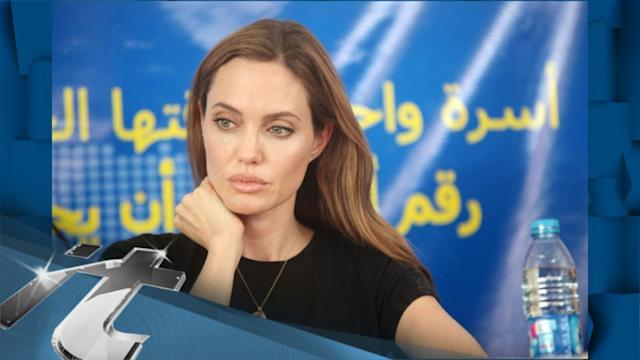 Politics Breaking News: Angelina Jolie, UNHCR Envoy, Urges World To End Rape In War
