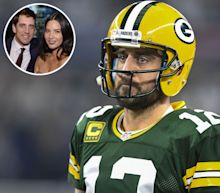 Olivia Munn Praises Aaron Rodgers After Packers' Blowout Loss – Amid 'Off the Field Adversity'
