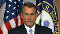 Boehner Warns on 'ramming Through' Immigration`