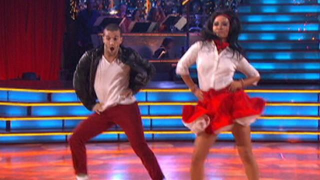 DWTS: Palin Eliminated