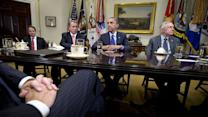 The politics of the 'fiscal cliff'