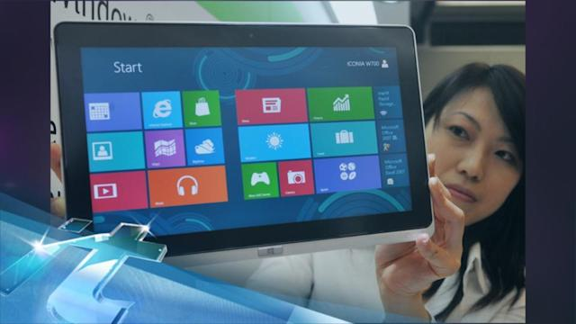 Microsoft ad compares the iPad mini to Acer's universally hated Iconia W3