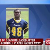 Cause of Death Released for Ohio High School Football Player