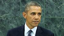 Obama: UN must enforce ban on chemical weapons in Syria