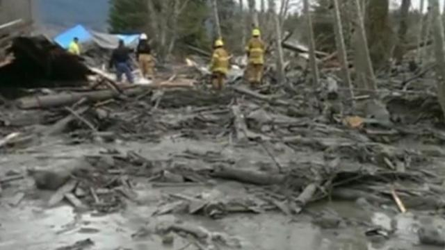 US landslide kills 3