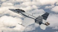 Navy Faces Carrier Jet Shortfall, Reportedly Looking At More Super Hornets