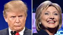 Trump or Clinton? Voters Weigh Best Candidate for Top Issues