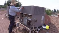 Air conditioning units shut down in heat wave