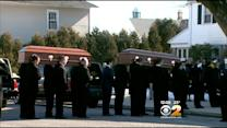 Family, Friends Bid Final Farewell To Harrison Sisters Killed By Father In Murder-Suicide