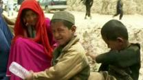 Survivors Struggle After Afghan Slide