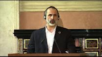 "Syrian opposition leader quits for more ""freedom"""