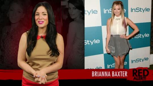 Ashley Tisdale's Style at the InStyle Summer Party with Boyfriend Scott Speer!