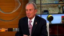 "Bloomberg: ""Bottom line, too many guns"""