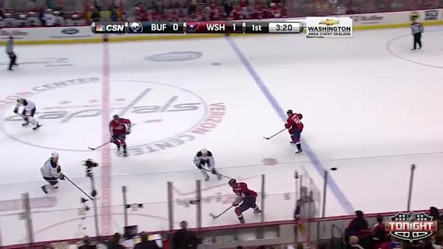 Buffalo Sabres at Washington Capitals - 01/12/2014