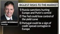 These are three big risks to the market